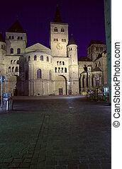 ドイツ, ピーター, 聖者, trier, 大聖堂