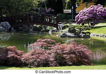 ドイツ, 日本の庭