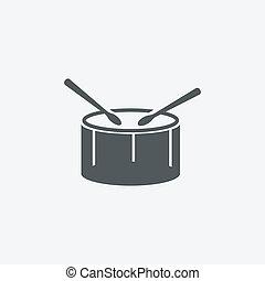 ドラム, アイコン