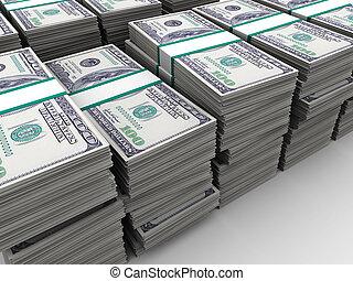 ドル, 背景