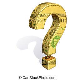 ドル, 質問