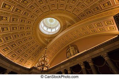 ∥, ドーム, の の中, 合衆国州議事堂