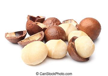 ナット, macadamia