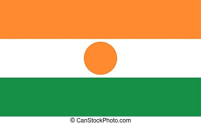 ニジェールの旗, イメージ