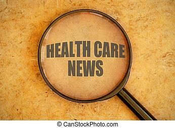 ニュース, 心配, 健康