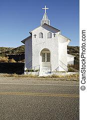 ニューメキシコ, 国教会