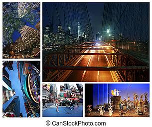 ニューヨーク市, -, マンハッタン