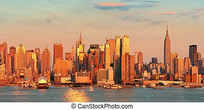 ニューヨーク市, 超高層ビル