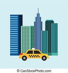 ニューヨーク市, 関係した, イメージ