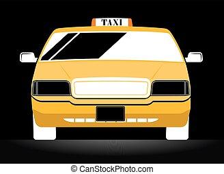 ニューヨーク, 黄色のタクシーキャブ