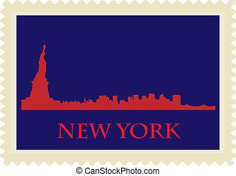 ニューヨーク, st.