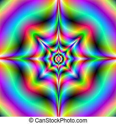 ネオン, psychedelia