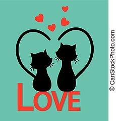ネコ, 愛