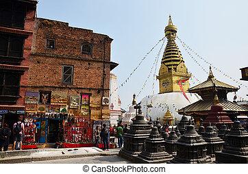 ネパール, 寺院