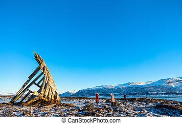 ノルウェー, 北