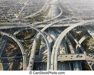 ハイウェー, interchange.