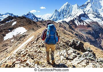 ハイキング, ペルー