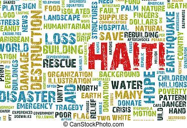 ハイチ, 地震