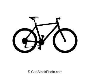 ハイブリッド, 自転車