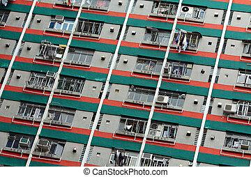 ハウジング, 公衆, 香港