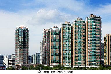 ハウジング, 香港