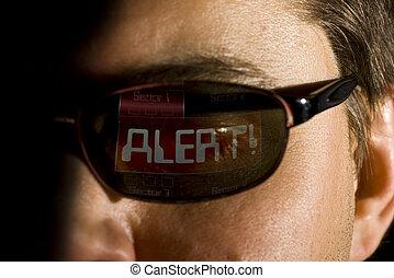 ハッカー, セクター, 原因, 警告