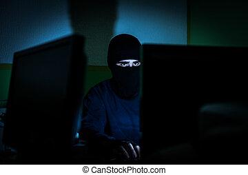 ハッカー, 盗みをはたらきなさい, コンピュータデータ