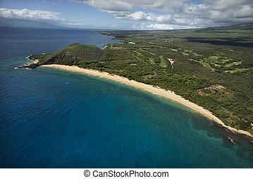 ハワイ, coast.