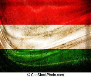 ハンガリーの旗, グランジ
