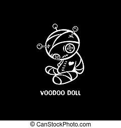 ハンドメイド, ブードゥー教人形