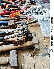 ハードウェア, 道具