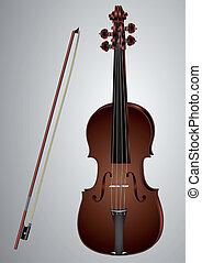 バイオリン弓