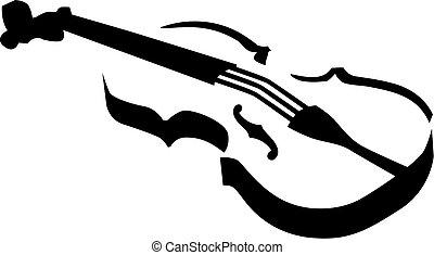 バイオリン, アウトライン
