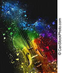バイオリン, 古い