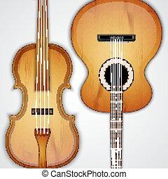 バイオリン, 背景
