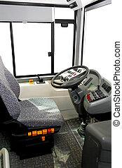 バスの運転手, 席
