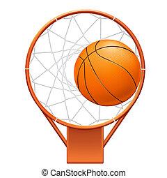 バスケットボール, アイコン