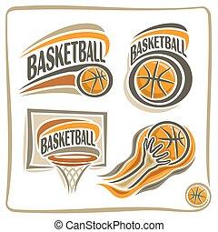 バスケットボール, セット