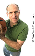 バスケットボール, 人