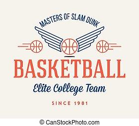 バスケットボール, 大学, チーム