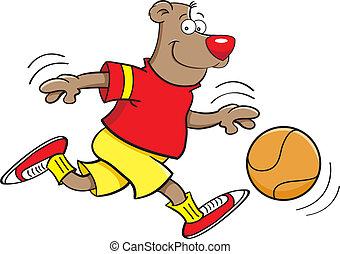 バスケットボール, 熊