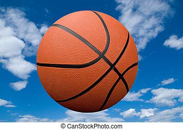 バスケットボール, 空