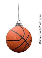 バスケットボール, 装飾