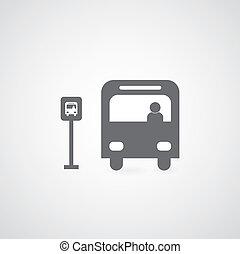 バス, シンボル