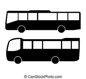 バス, セット