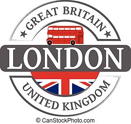 バス, タグ, ロンドン