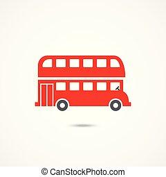 バス, ロンドン, アイコン