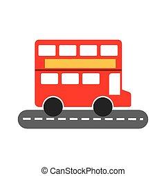 バス, ロンドン