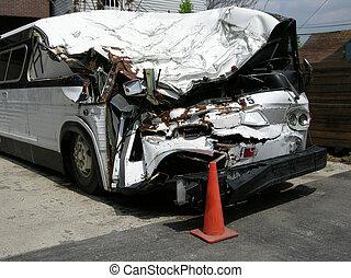 バス, 事故
