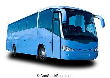 バス, 旅行